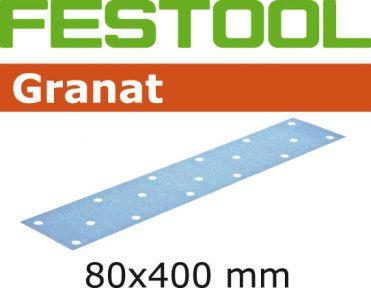 Schleifstreifen STF 80x400 P40 GR/50 497157