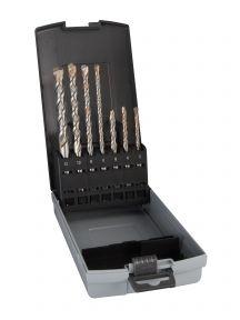 P2S: SDS-PLUS Bohrer-Set 7-teilig B-49046