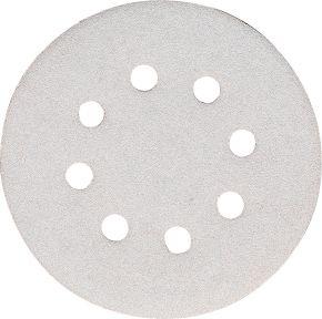 Schleifscheibe 125 mm Korn 400 Weiß 10 Stk.