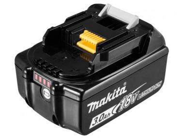 BL1830B Akku mit LED Ladestandanzeige 18V 3.0Ah