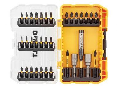 DT70742T-QZ 33-Teile FlexTorq Bitset in Tough Case
