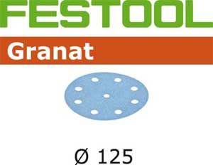 Schleifscheiben STF D125/8 P120 GR/100 497169