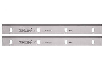 2 HSS Hobelmesser, HC 260 C/M/K