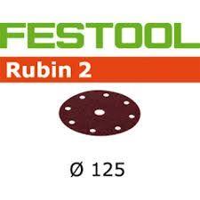 Schleifscheiben STF D125/8 P100 RU2/10 499104