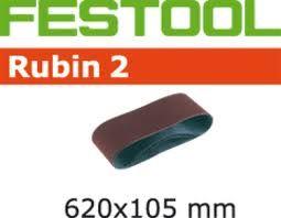 Schleifband L620X105-P150 RU2/10 499154