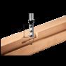 Nutfräser-Wendeplatten HW S12 D16/50 WP 497454