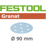 Schleifscheiben STF D90/6 P150 GR/100 497368